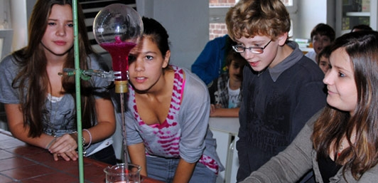 chemieunterricht