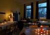 ...ein Raum, der auf Gäste wartet