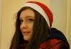 ...die Weihnachtsfrau