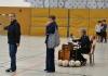 Schiri, Coach und Oberaufsichten