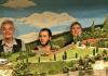 Nicht Mount Rushmore, die drei sind in Italien